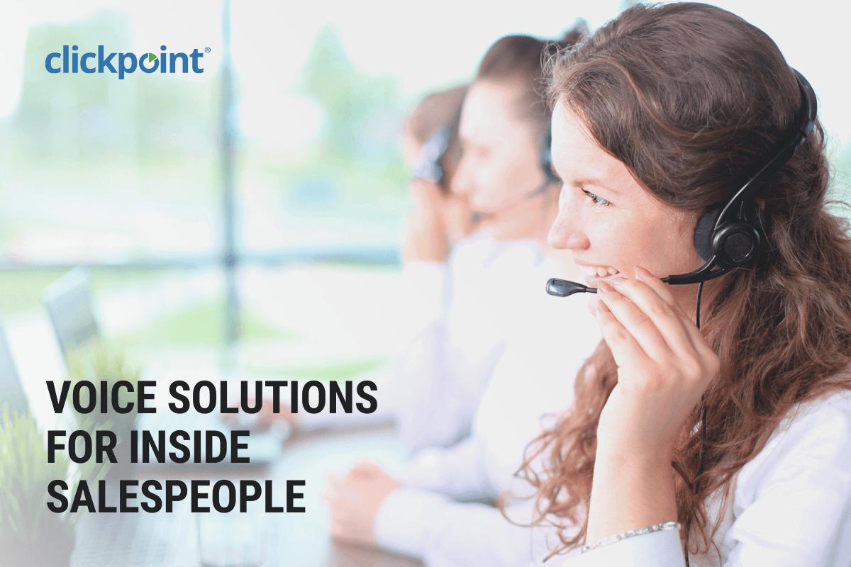 Inside Sales Software
