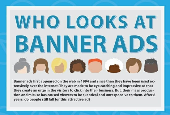 Who Looks At Banner Ads