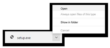 Open Install