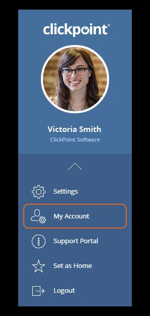 Profile Account Settings