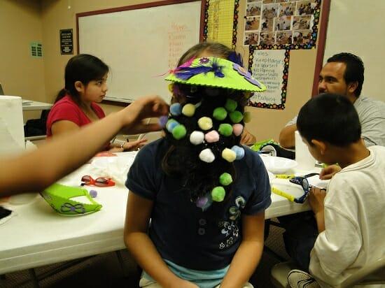 Community Service Mask