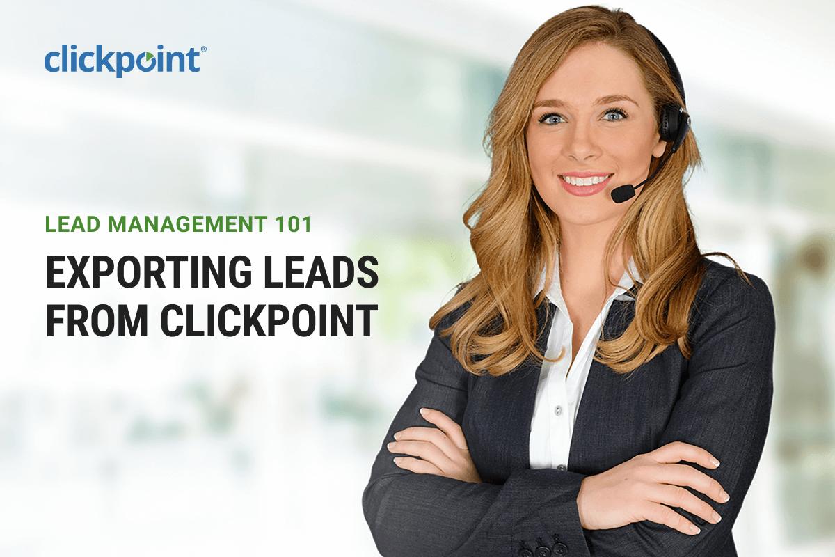 Lead Management 101