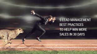 5 Lead Management Tips