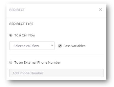 Redirect Type